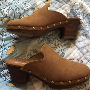 Style & Co Clogs Size 9 New in Box